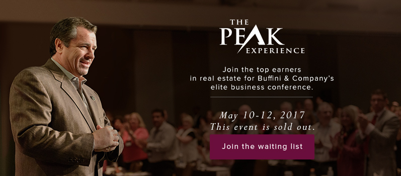 Join the Peak Experience waiting list