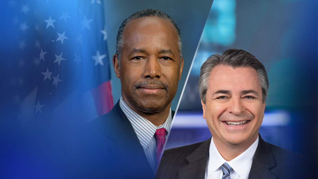 A Home for the Brave – an Interview with Dr. Ben Carson and Brian D. Montgomery #203
