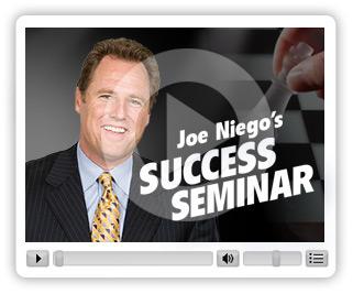 Joe Niego's Success Seminar Promo Video